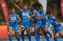 Indian junior women's hockey