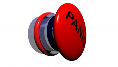 Panic buttons at road intersections in Lucknow. The Lucknow Police Commissionerate will soon install panic buttons at several intersections in the