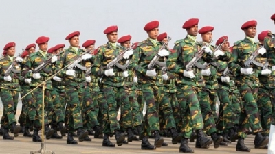 122 Bangladesh armed force personnel
