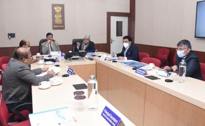EC officials review preparedness for