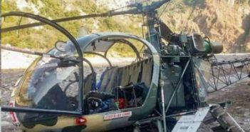 2 pilots injured as Army