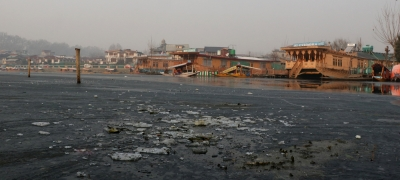 After 25 years, Srinagar records minus 8.4
