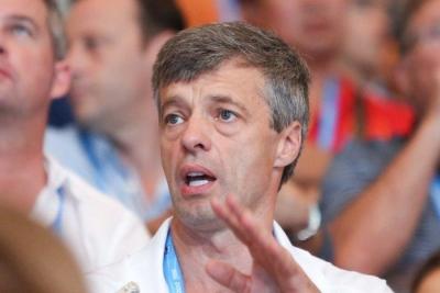 Sports science expert Sokolovas