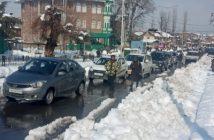 Jammu-Srinagar Highway to