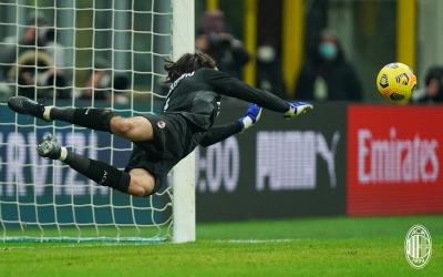 AC Milan into Coppa Italia