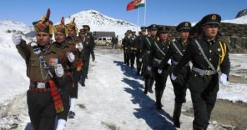 Indian, Chinese soldiers clash