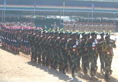 Tight security for Republic Day
