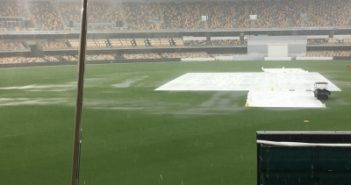 Rain could affect fourth and final