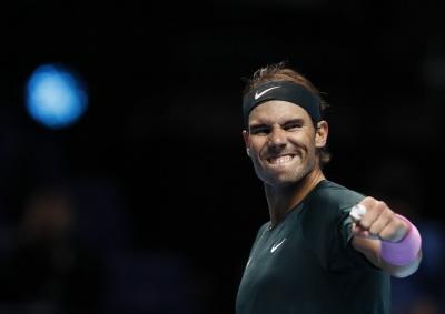 Nadal supports Australian Open