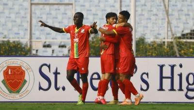 I-League: TRAU record 1st win