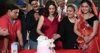 Nehha Pendse begins shooting