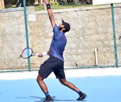 AITA women's tennis: Pooja stuns top seed
