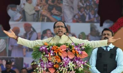 CM Shivraj Singh Chouhan leads