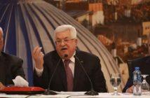 Palestine's Abbas congratulates Biden