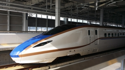 Bullet Train Project: 7 cos willing