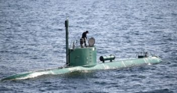 Iran fires torpedoes from homemade