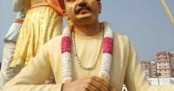 'महाराष्ट्राची संत परंपरा' चित्ररथाचे काम अंतिम टप्प्यात
