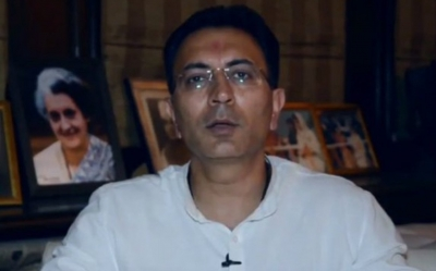 Cong attacks BJP over Sakshi Maharaj's