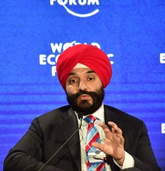 Canada's Industry Minister Navdeep