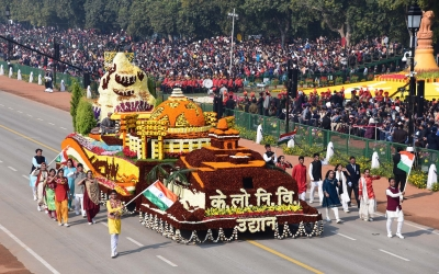 Republic Day parade to feature 321