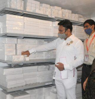 Karnataka to get 20,000 doses
