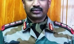 Nation bows before Col Santosh
