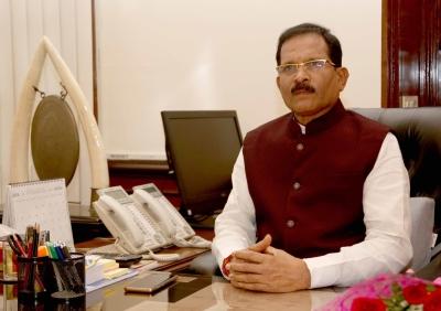 Shripad Naik's vital parameters