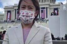 Taiwan makes history at Biden inauguration