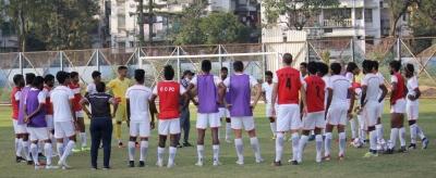 I-League: Chennai hoping to keep up