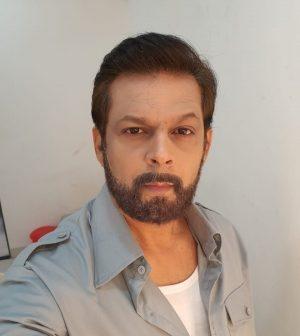 Nasirr Kazi plays a doctor in TV show