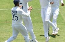 4th Test: India need 328 to win Border