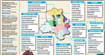 Delhi: Vaccination points to scale up to