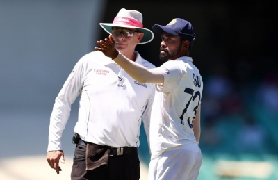 Indian players were racially abused