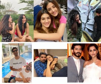 New-age Bollywood siblings