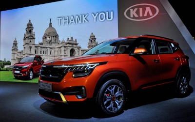 Kia Motors India sold 1 lakh