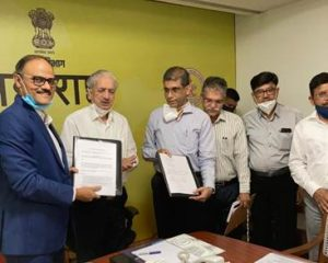 SE signs MoU with Government of Maharashtra