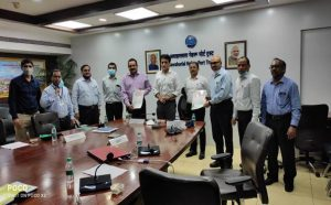 JNPort becomes First Major Port to sign Distribution Franchisee Agreement