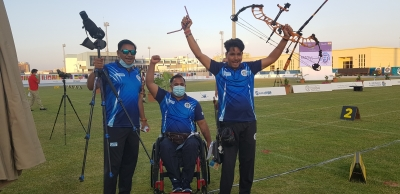 Fazza Para Archery: India