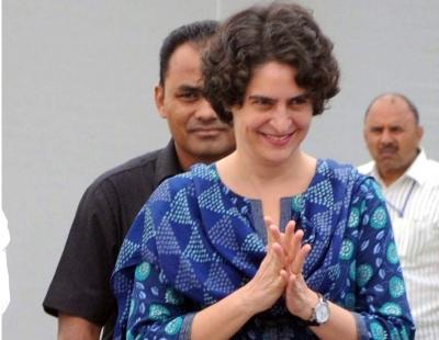 Priyanka announces 'Nadi