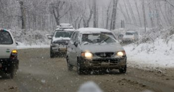 Rain, snow likely in J&K