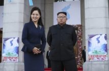 Kim Jong-un's wife makes 1st public appearance after over 1 year