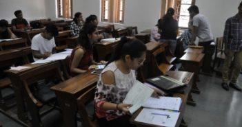 Exam burden issue reaches