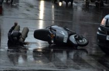 Delhi: 1 killed as Mercedes