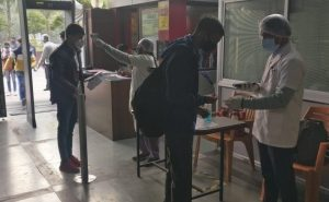 Covid grips Maha hostel