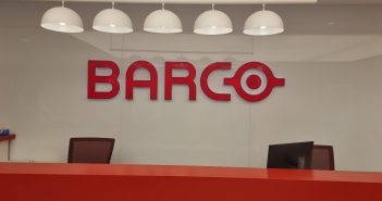New Barco India R&D center to bolster digital transformation. Professional visualization and collaboration technology leader Barco on Wednesday unveiled its largest global Centre of Excellence for software innovation and R&D in India
