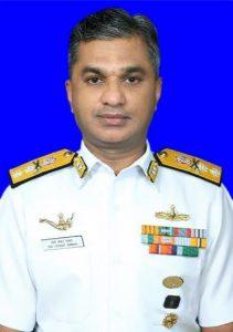 Rear Admiral S Venkat