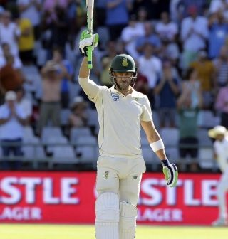 du Plessis retires from Test cricket