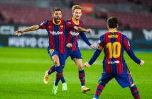 Barcelona Sevilla's La Liga