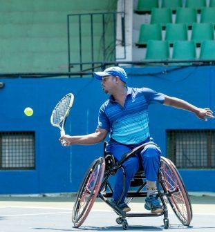 KSLTA-AITA wheelchair tennis: