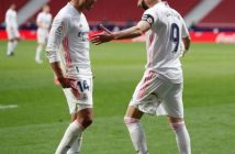 Madrid derby ends in draw